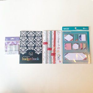 NWT - Erin Condren Planner Accessories